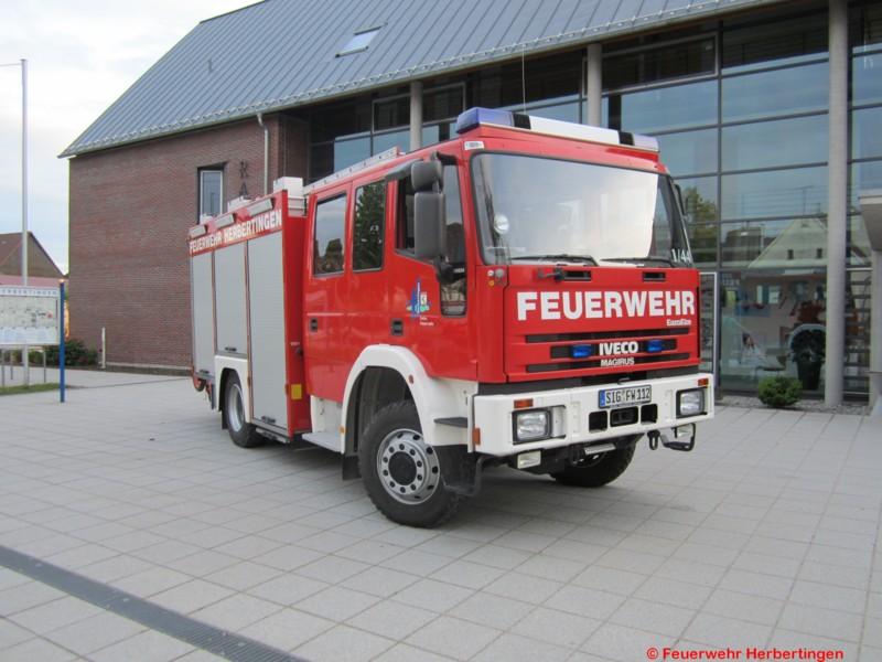 Hilfeleistungslöschgruppenfahrzeug HLF 16/12