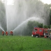 Waldbrandübung 20.06.2011