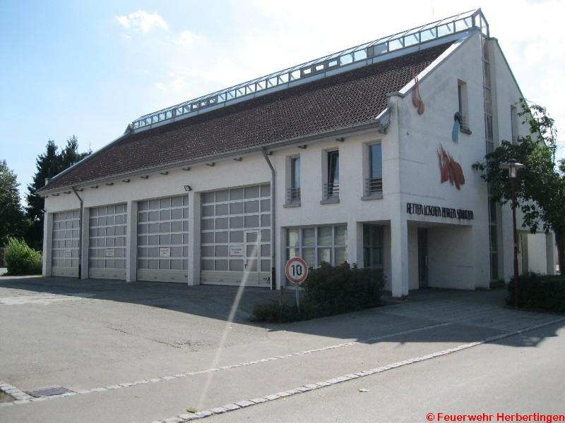 Gerätehaus Herbertingen