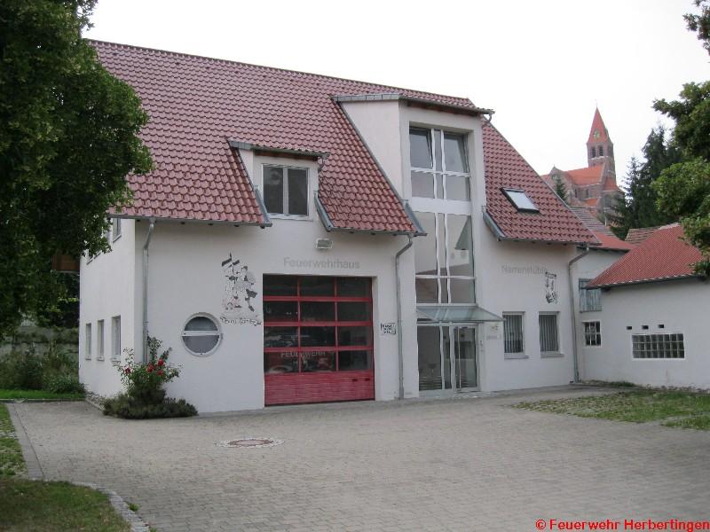 Gerätehaus Hundersingen