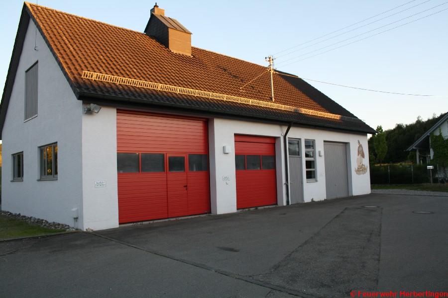 Gerätehaus Marbach